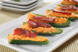 Buffalo Jalapeno Poppers Recipe