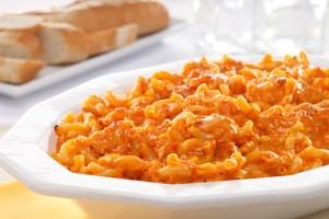 Buffalo Macaroni and Cheese Recipe