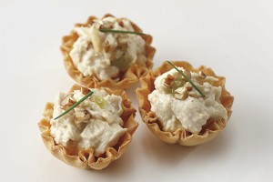 Chicken Salad in Fillo Cups Recipe