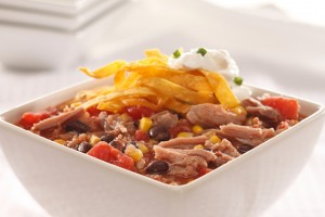 Pork & Black Bean Stew Recipe