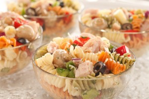 Turkey & Pasta Salad Recipe