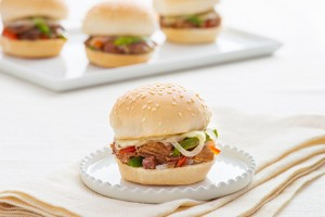 Philly Cheese Steak Sliders Recipe