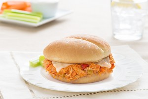 Buffalo Chicken Sloppy Joes Recipe