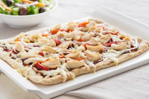 Barbecue Chicken Flatbread Recipe
