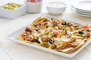 Chicken Fajita Nachos Recipe