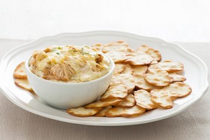 Warm Lemon Pepper Cheese Dip Recipe