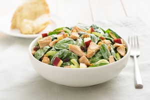 Lemon Pepper Chicken Waldorf Salad Recipe