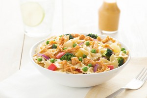 Sweet & Spicy Chicken & Pasta Salad Recipe