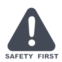 safety sign icon