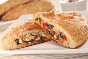 Mediterranean Chicken Panzerotti Recipe
