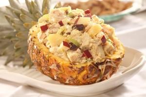 Chicken Hawaiian Salad Recipe