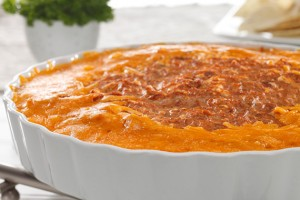 Fajita Chicken Dip Recipe