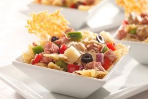 Ham & Pasta Salad Recipe