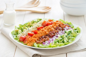 Buffalo Chicken Cobb Salad Recipe