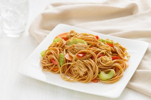 Curry Chicken Noodles Recipe