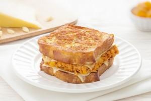 Curry Chicken Monte Cristo Sandwiches Recipe