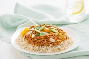 Sweet & Spicy Chicken Orange Stir-Fry Recipe
