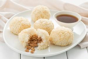 Teriyaki Chicken Rice Balls Recipe